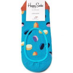 Skarpety Stopki Unisex HAPPY SOCKS - PIL06-6001 Kolorowy Niebieski. Niebieskie skarpetki męskie Happy Socks, w kolorowe wzory, z bawełny. Za 24,90 zł.