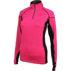 Bluzy rozpinane damskie: Rucanor Bluza damska Mette Long Sleeve różowa r. L (29661-210)