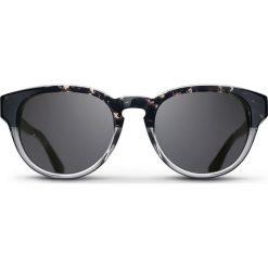 """Okulary przeciwsłoneczne """"Midnight Ernest"""" w kolorze szarym. Brązowe okulary przeciwsłoneczne damskie lenonki marki Triwa, z tworzywa sztucznego. W wyprzedaży za 259,95 zł."""