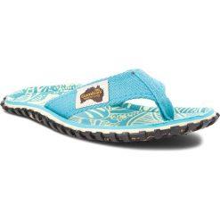 Chodaki damskie: Japonki GUMBIES - Islander Turquoise Pattern