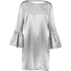 Odzież damska: Armani Exchange Sukienka koktajlowa silver