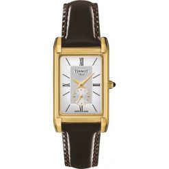 PROMOCJA ZEGAREK TISSOT PRESTIGIOUS LADY QUARTZ T923.335.16.038.00. Szare zegarki damskie TISSOT, ceramiczne. W wyprzedaży za 8360,00 zł.