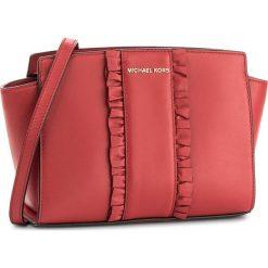 Torebka MICHAEL KORS - Selma 30H7GLMM2T Bright Red. Czerwone torebki klasyczne damskie Michael Kors. W wyprzedaży za 839,00 zł.
