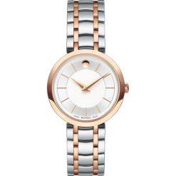 Zegarki damskie: Zegarek damski Movado 1881 Quartz 0607099