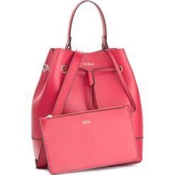 Torebka FURLA - Stacy 920533 B BJQ3 FLE Ruby. Czerwone torebki worki Furla, ze skóry. W wyprzedaży za 1059,00 zł.