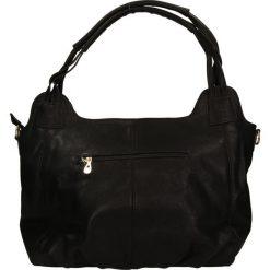 TOREBKA F09-2096. Czarne torebki klasyczne damskie Casu. Za 54,99 zł.