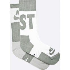 Nike Sportswear - Skarpety (2-pack). Szare skarpetki męskie Nike Sportswear, z bawełny. W wyprzedaży za 24,90 zł.