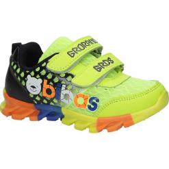 Seledynowe buty sportowe na rzepy Casu 3-6001-1. Zielone buciki niemowlęce Casu, na rzepy. Za 49,99 zł.