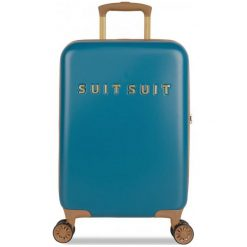 Suitsuit Walizka Podróżna Tr Niebieski. Czarne walizki marki Brugi. Za 585,00 zł.