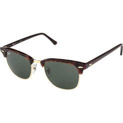 """Okulary przeciwsłoneczne męskie: Okulary przeciwsłoneczne """"RB3016 W0366"""" w kolorze brązowym"""