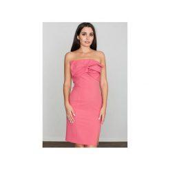 Sukienki: Sukienka M571 Koral
