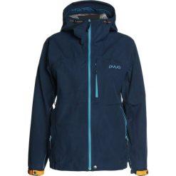 PYUA BREAKOUT 2.0 Kurtka snowboardowa poseidon blue. Niebieskie kurtki damskie narciarskie PYUA, m, z materiału. Za 1679,00 zł.