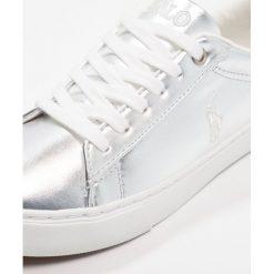 Polo Ralph Lauren EASTEN Tenisówki i Trampki silver metallic. Czerwone trampki chłopięce marki Polo Ralph Lauren. Za 339,00 zł.