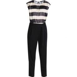More & More Kombinezon black. Czarne kombinezony damskie marki More & More, z elastanu. W wyprzedaży za 511,20 zł.