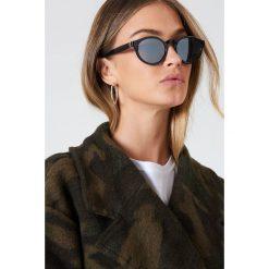 Okulary przeciwsłoneczne damskie aviatory: Eye Copenhagen Okulary przeciwsłoneczne No. 2 Outdoor – Black