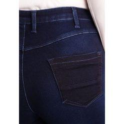 Boyfriendy damskie: Zizzi AMY Jeans Skinny Fit dark blue