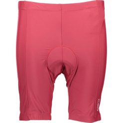 Spodenki i szorty męskie: Spodenki kolarskie w kolorze czerwonym