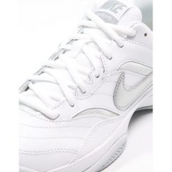 Buty sportowe damskie: Nike Performance COURT LITE CLY Obuwie do tenisa Outdoor white/matte silver