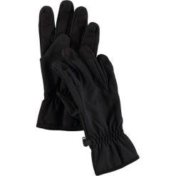 """Rękawiczki męskie: Rękawiczki """"S/Shell"""" w kolorze czarnym"""