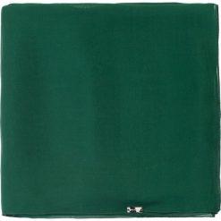 Chusta damska 87-7D-S40-Z. Zielone chusty damskie marki Wittchen, na jesień, z bawełny. Za 339,00 zł.