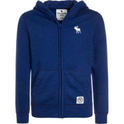 Abercrombie & Fitch BEST EVER  Bluza rozpinana blue. Niebieskie bluzy chłopięce rozpinane marki Abercrombie & Fitch. Za 169,00 zł.