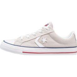 Converse STAR PLAYER Tenisówki i Trampki cloud grey/white. Szare tenisówki damskie marki Converse, z gumy. Za 269,00 zł.