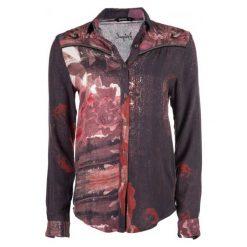 Desigual Koszula Damska Bali M Wielobarwny. Czarne koszule wiązane damskie Desigual, xl. Za 399,00 zł.