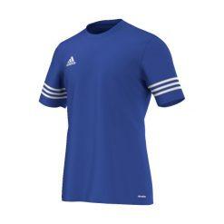 KOSZULKA adidas ENTRADA 14 (F50491). Białe koszulki sportowe męskie Adidas, m, z klasycznym kołnierzykiem. Za 29,99 zł.