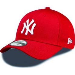 New Era - Czapka League Bas New York Yankees. Czerwone czapki z daszkiem męskie New Era. W wyprzedaży za 99,90 zł.