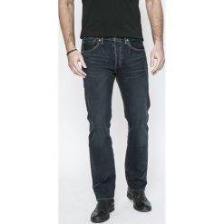 Levi's - Jeansy 501. Brązowe jeansy męskie regular Levi's®. Za 369,90 zł.