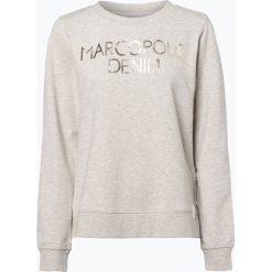 Bluzy damskie: Marc O'Polo Denim - Damska bluza nierozpinana, czarny