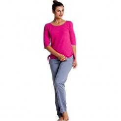 Piżama w kolorze różowo-szarym - koszulka, spodnie. Czerwone piżamy damskie Doctor Nap, xl. W wyprzedaży za 67,95 zł.