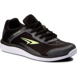 Buty SPRANDI - WP40-6790J Czarny. Czarne buty do fitnessu damskie Sprandi, z materiału. Za 119,99 zł.