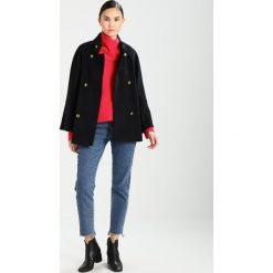 Sisley HEAVY  Kurtka wiosenna black. Czarne kurtki damskie marki Sisley, l. W wyprzedaży za 587,30 zł.