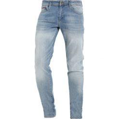 Rurki męskie: Tommy Jeans SIMON Jeans Skinny Fit springfield light blue stretch