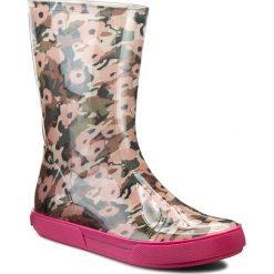 Kalosze FURLA - Candy 836961 S Y906 GC5 Toni Petrolio. Szare buty zimowe damskie Furla, z materiału. W wyprzedaży za 279,00 zł.