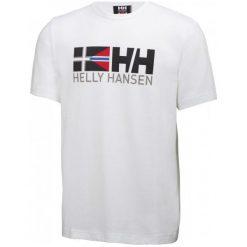 Helly Hansen T-Shirt Męski Rune Ss Tee, White Xl. Niebieskie t-shirty męskie marki Helly Hansen. W wyprzedaży za 99,00 zł.