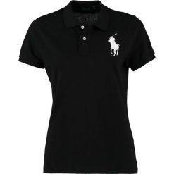 Polo Ralph Lauren Koszulka polo black. Czarne bluzki asymetryczne Polo Ralph Lauren, xs, z bawełny, polo. Za 569,00 zł.