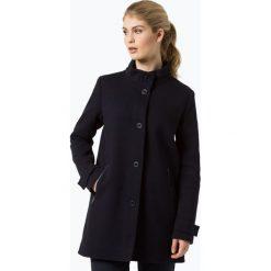 Płaszcze damskie pastelowe: Marc O'Polo - Płaszcz damski, niebieski
