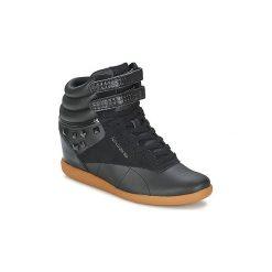 Fitness buty Reebok Sport  F/S HI INT WEDGE. Czarne buty do fitnessu damskie Reebok Sport. Za 351,20 zł.