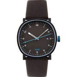 Zegarki męskie: Zegarek męski Tic15 skórzany pasek ciemny brąz chronograf