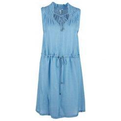 Q/S Designed By Sukienka Damska 34 Niebieski. Czarne sukienki balowe marki Fille Du Couturier. W wyprzedaży za 199,00 zł.