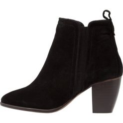 Botki damskie lity: Office AMBER  Ankle boot black