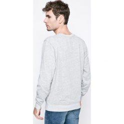 G-Star Raw - Bluza. Szare bluzy męskie rozpinane marki G-Star RAW, l, z bawełny, bez kaptura. W wyprzedaży za 179,90 zł.