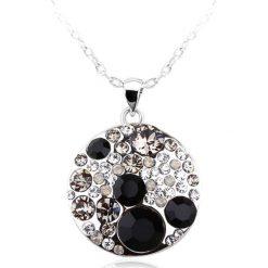 Naszyjniki damskie: Naszyjnik z kryształkami Swarovski – dł. 42 cm
