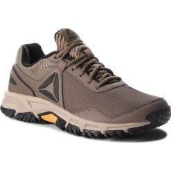 Buty Reebok - Ridgerider Trail 3.0 CN3489 Gre/Khaki/Coal/Gold. Brązowe buty do biegania męskie Reebok, z materiału. W wyprzedaży za 179,00 zł.