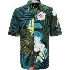 GStar BRISTUM UTILITY CLEAN SERVICE SHIRT S/S Koszula sage/black. Zielone koszule męskie G-Star, m, z bawełny. Za 419,00 zł.