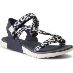 Rzymianki damskie: Sandały RIDER – Rx II Sandal Fem 82362 Beige/Blue 20294