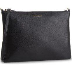 Torebka COCCINELLE - DV3 Mini Bag E5 DV3 55 F4 07 Noir 001. Czarne listonoszki damskie Coccinelle, ze skóry. Za 549,90 zł.