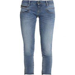 Freeman T. Porter ALEXA CROPPED  Jeans Skinny Fit nendro. Niebieskie rurki damskie Freeman T. Porter, z bawełny. Za 379,00 zł.